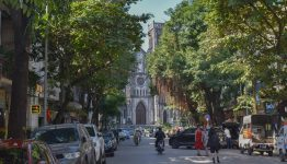 Millions of Hanoi Trees Turn Vietnam's Capital Into a 'Garden City'