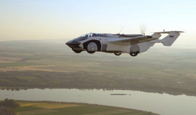 Flying Car in Europe Completes Historic First Flight Between Two Cities
