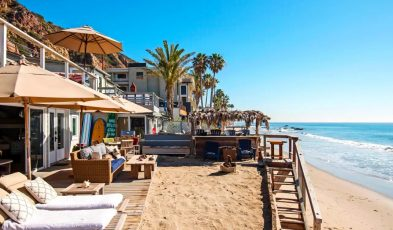 8 Airbnb Vacation Homes in Malibu for Your Beach Escape in California