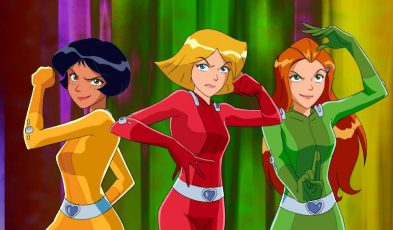 totally spies watch online
