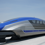 China's Maglev Train Is So Fast, It Looks Like It's Floating