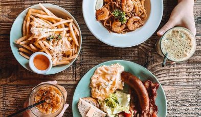 brunch places in singapore