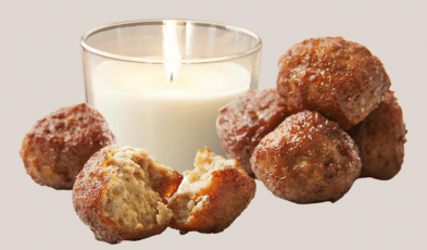 How You Can Get IKEA's Swedish Meatball Scented Candles