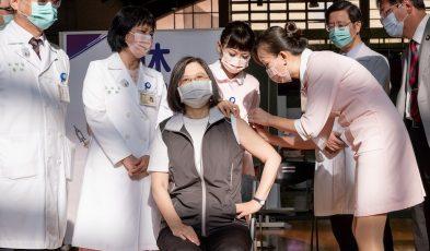taiwan vaccine