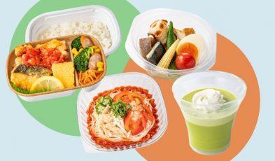 olympic village food